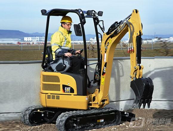 卡特彼勒301.7D CR挖掘机
