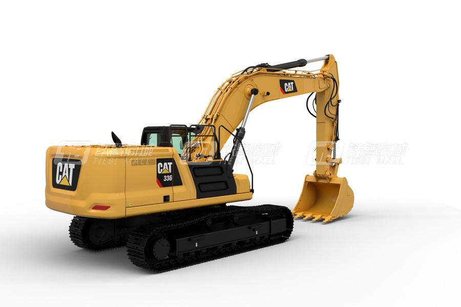 卡特彼勒新一代CAT® 336液压挖掘机