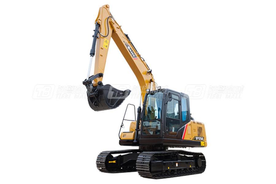 三一SY125C小型挖掘机