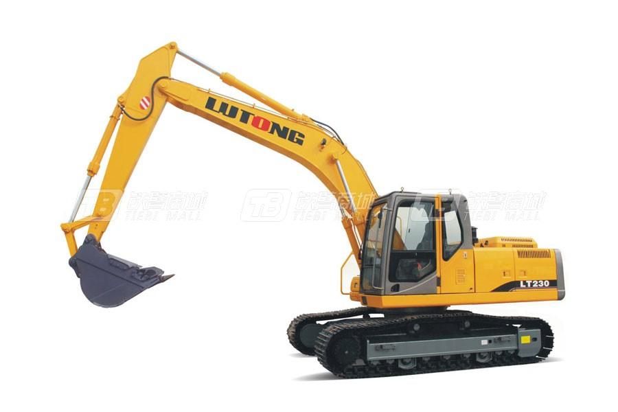 洛阳路通LT230-6履带挖掘机