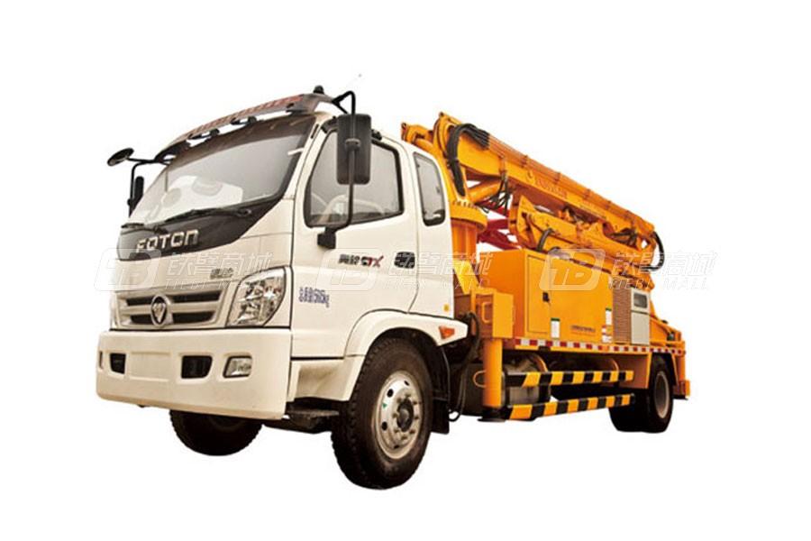 犀牛重工XND5160-25M混凝土泵车