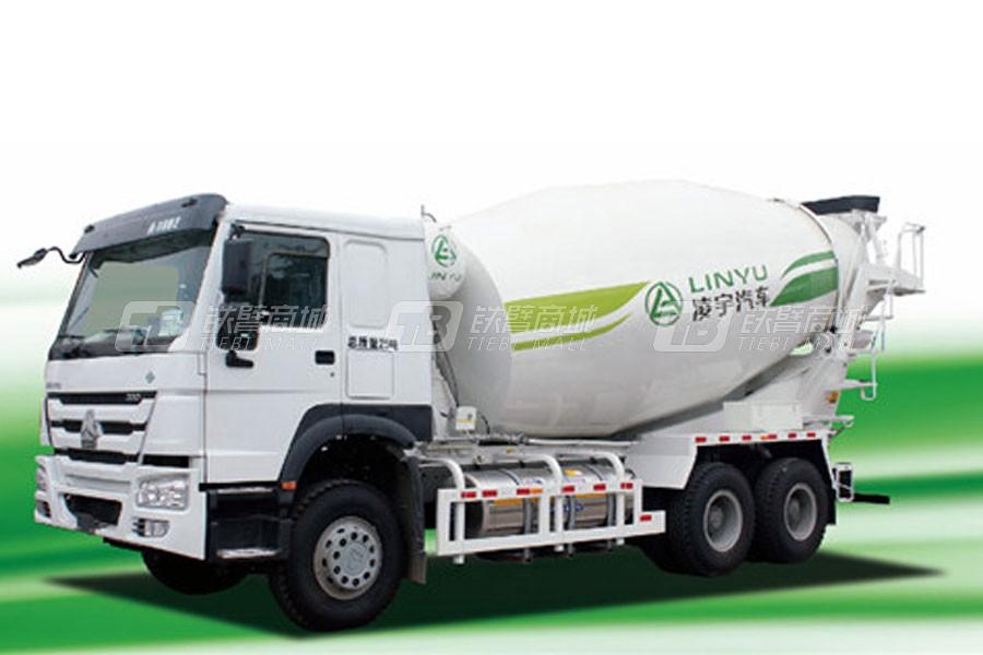 凌宇汽车CLY5257GJB43E1混凝土搅拌运输车