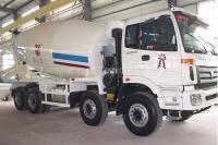圆友重工BJ5254GJB-S混凝土搅拌运输车