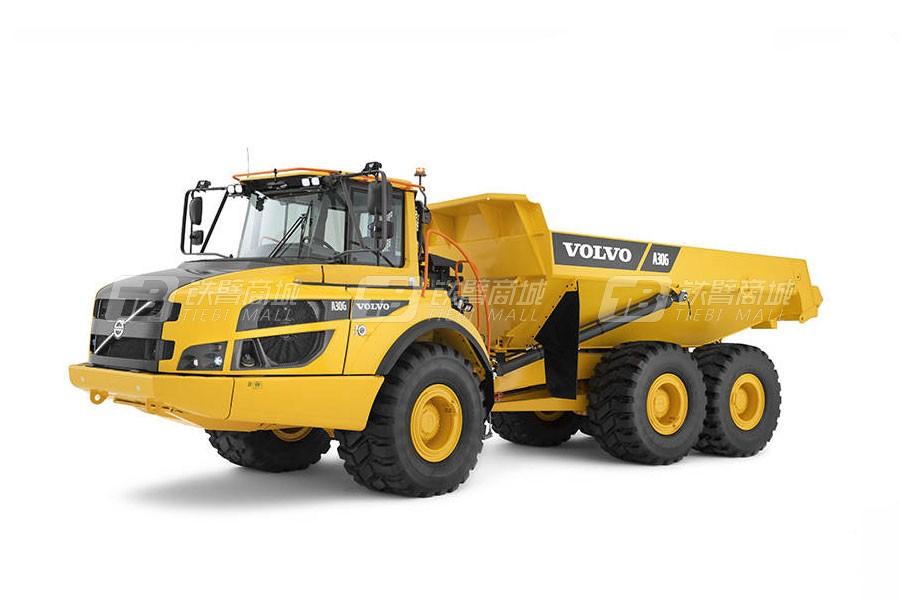 沃尔沃A30G铰接式卡车