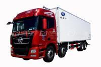 青岛雅凯BJ5319XLC-AA国五福田欧曼GTL400马力冷藏车