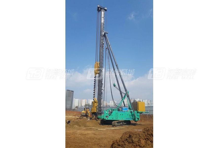 上工机械SPR115压桩机/打桩机