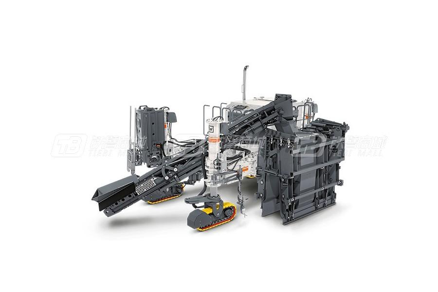 维特根SP 61滑模摊铺机