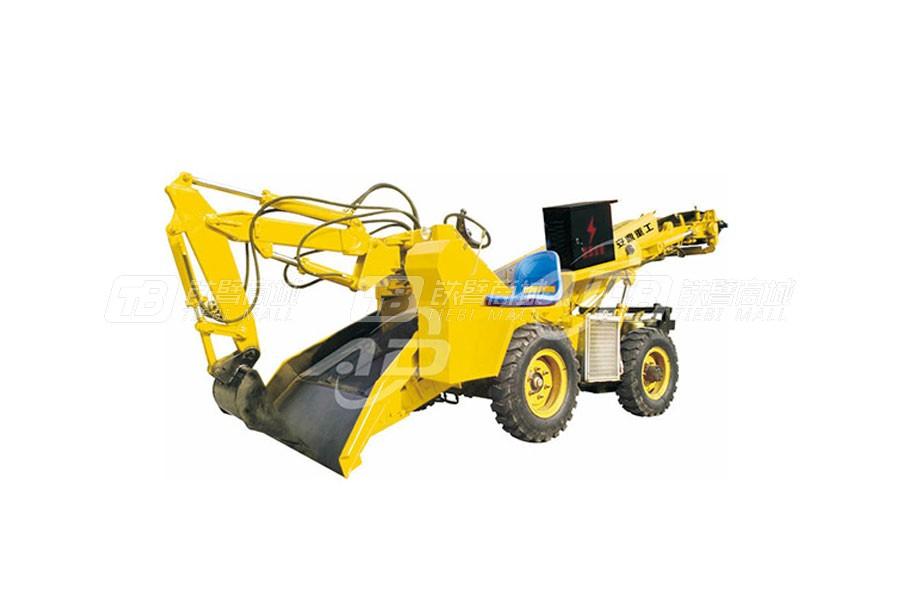 安鼎重工ADAW60摇尾型扒渣机