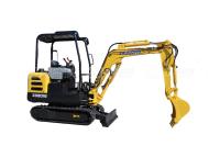 鲁特重工ZG8018型履带挖掘机