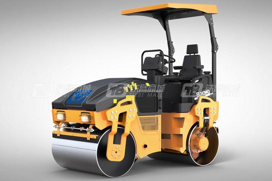 徐工XMR303S双钢轮压路机