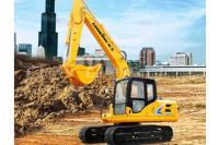 龙工LG6135液压挖掘机