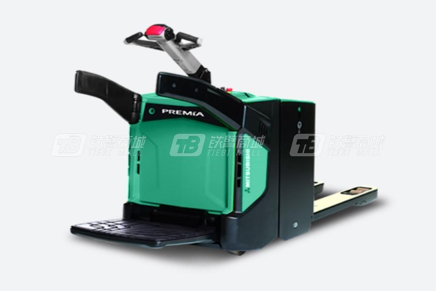 三菱PBV20N2驾乘式电动托盘搬运车