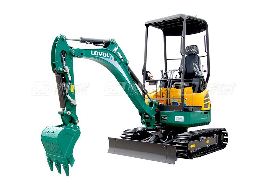 潍柴雷沃FR18E2-u履带挖掘机(小挖)