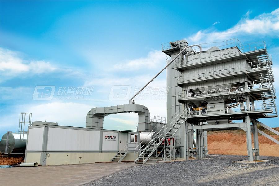 东南机械LBW1000无成品料仓式沥青搅拌设备