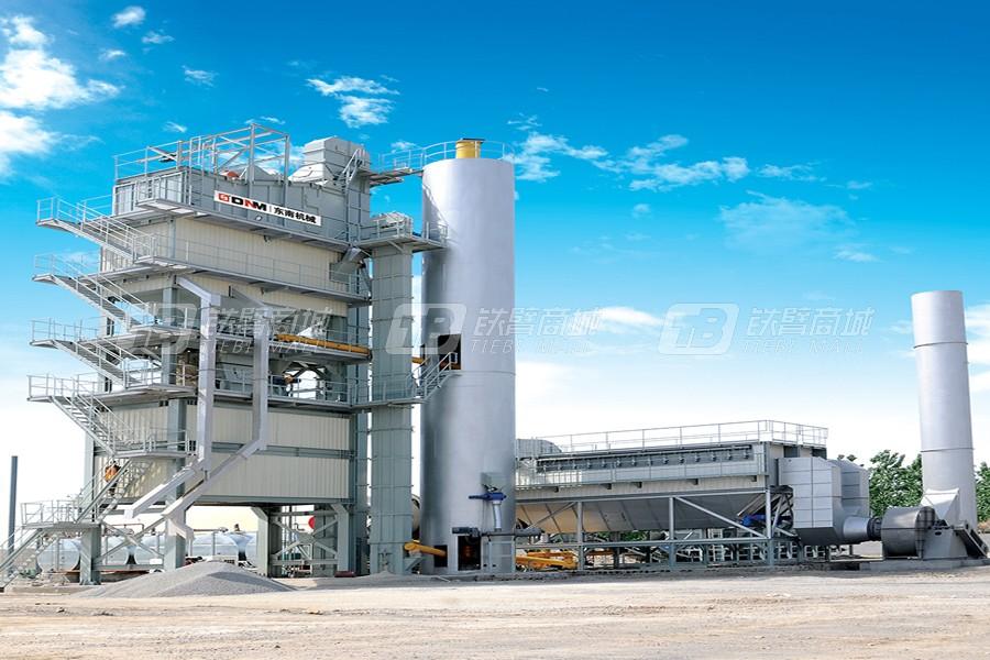东南机械LBX3000小成品料仓式沥青搅拌设备