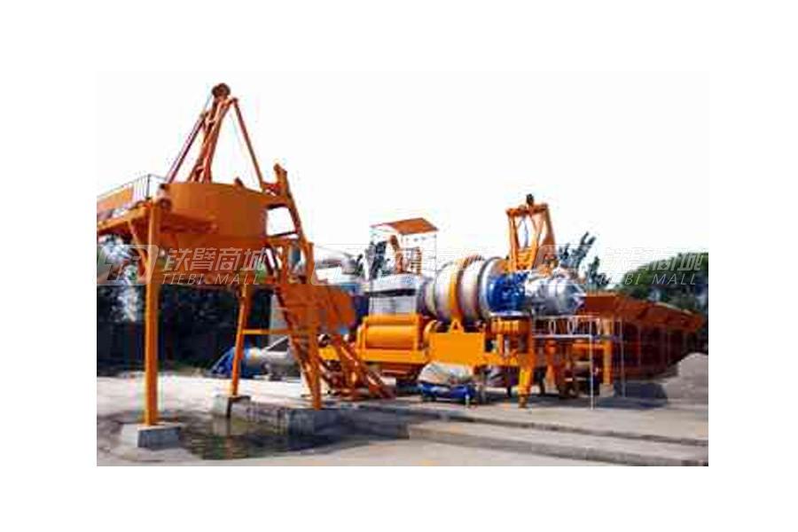 德科达QLB(Y)-25移动式沥青搅拌设备