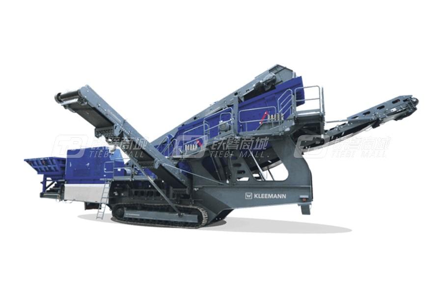 维特根MF 16 S移动反击式破碎设备