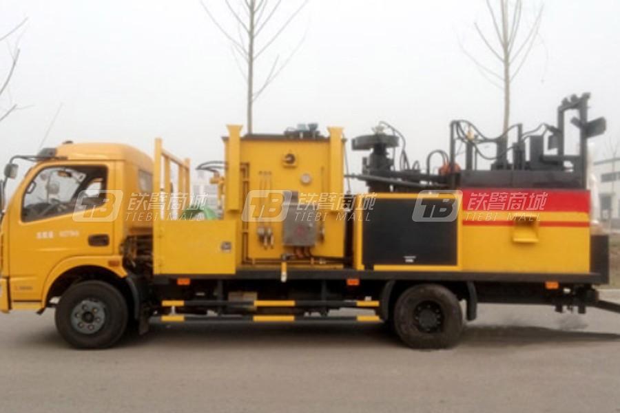 隆瑞LYL5080TXB沥青路面热再生修补车
