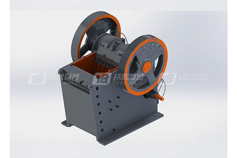 卓亚矿机PEW250×1200欧版颚式破碎机