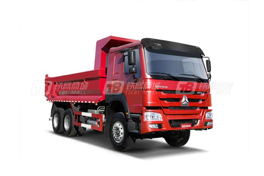 中国重汽豪沃HOWO76×4 自卸车 (5版)