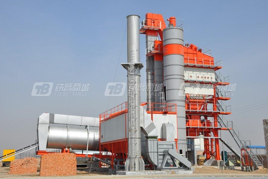 德基机械DG5000常规沥青混合料搅拌设备