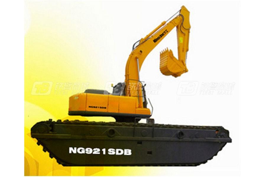宁工股份ZY210SDA2湿地挖掘机