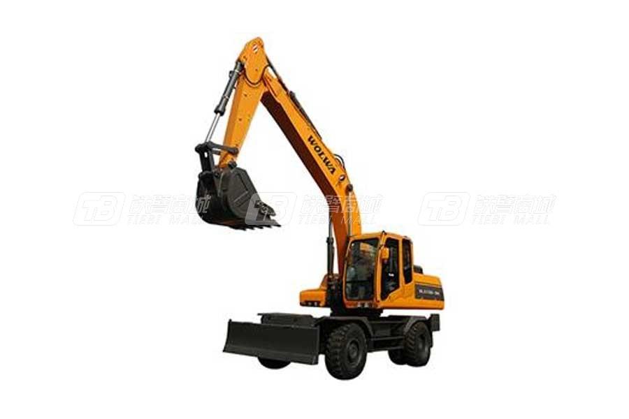 沃尔华DLS150-9A轮式液压挖掘机
