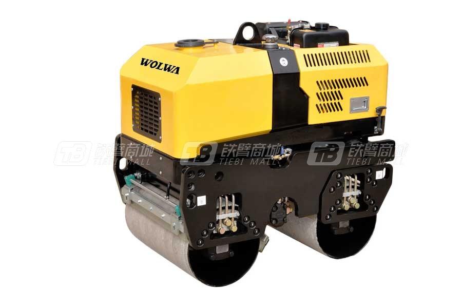 沃尔华GNYL301(0.85吨)驾驶式压路机