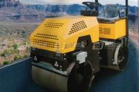路维FYL-850双钢轮压路机