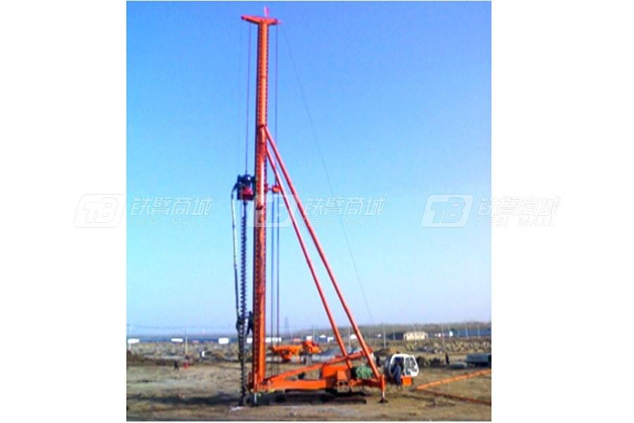 海格力斯30米长螺旋钻机