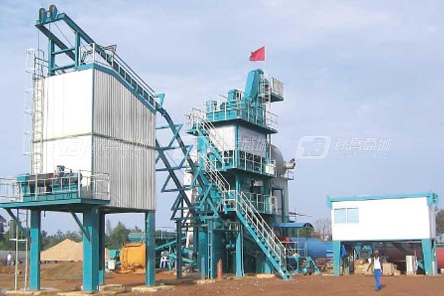 锡通QLB-1000型沥青混合料搅拌设备