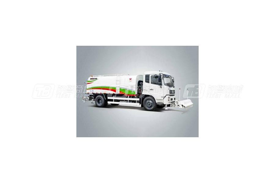 潍柴特种车YZT5163GQXE5清洗车