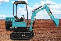 驭工YG15-9G履带小型挖掘机