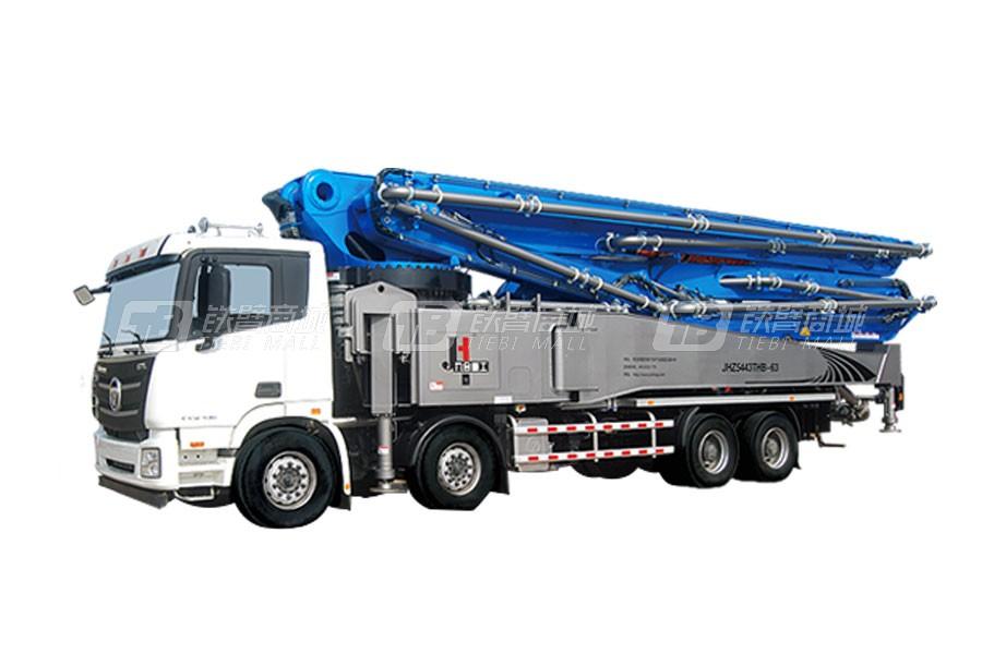 九合重工JHZ5447THB-62混凝土泵车
