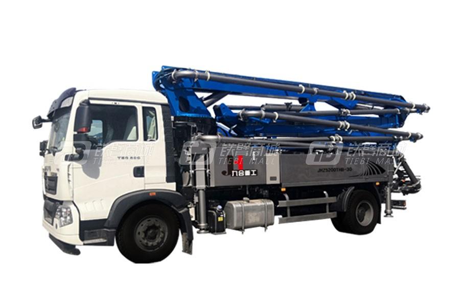 九合重工JH5200THB-30混凝土泵车