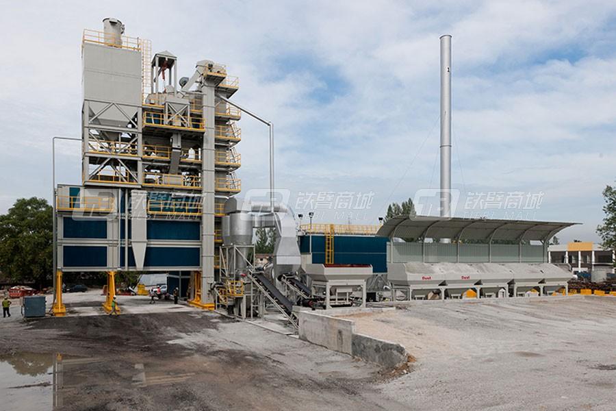岳首RJZ160G简易型厂拌热再生设备