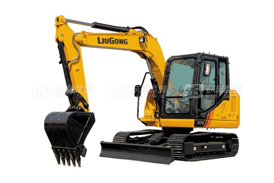 柳工9075E履带挖掘机
