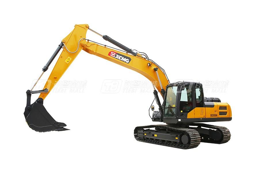 徐工XE205DA中型挖掘机
