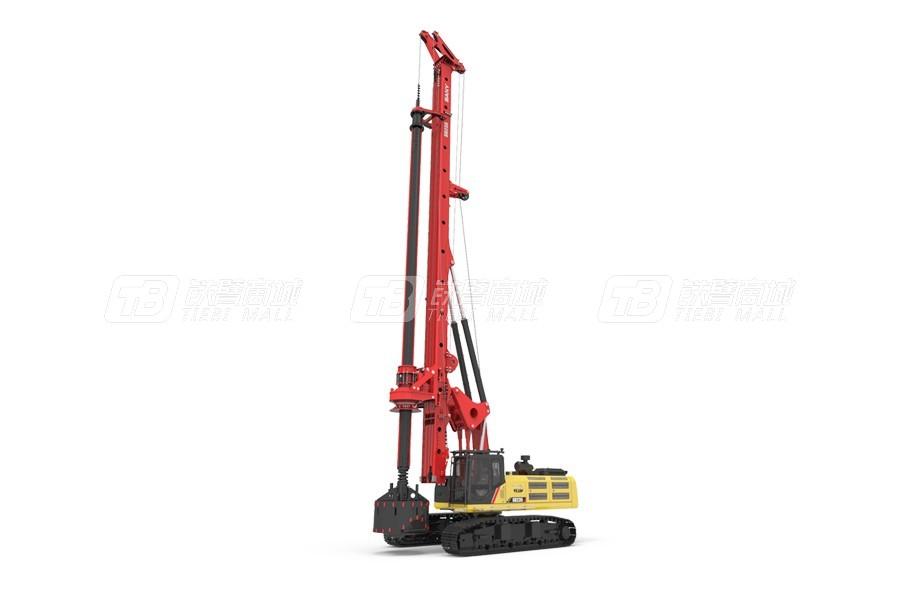 三一SR235-W10旋挖钻机