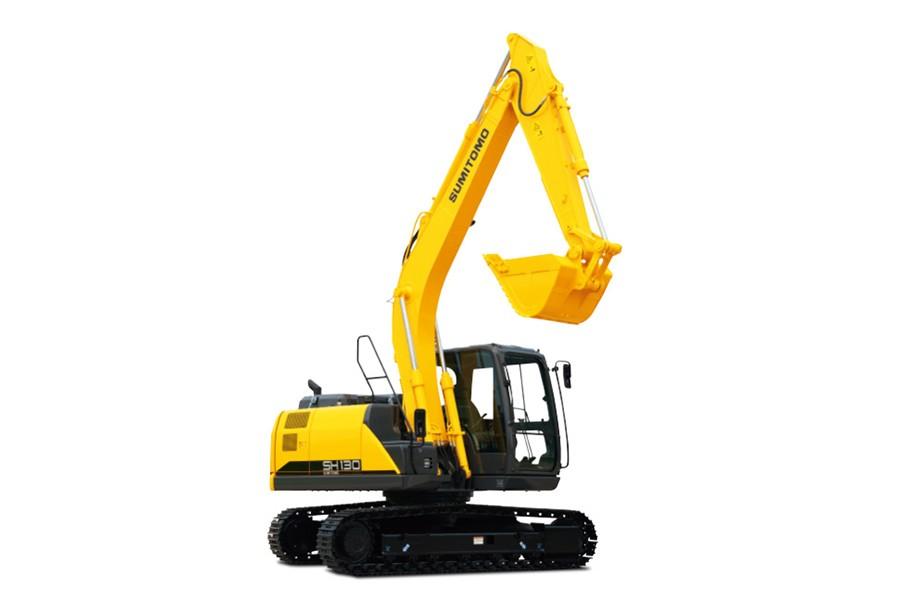 住友S130-6履带挖掘机
