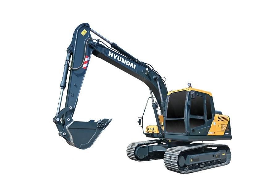 现代R130VS PRO小型挖掘机