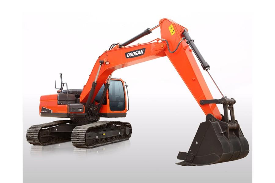 斗山DX200-9C履带挖掘机