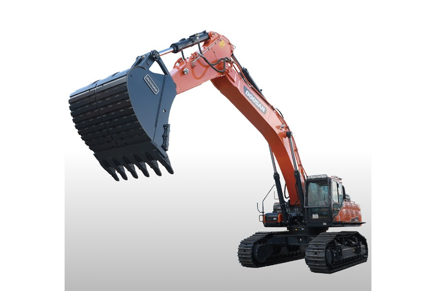斗山DX220LC-9C ACE履带挖掘机