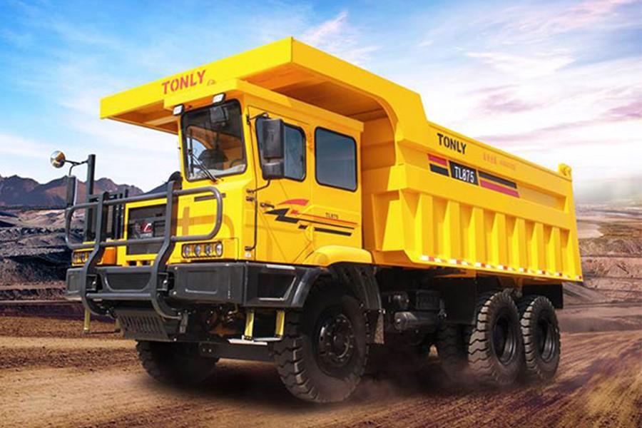同力重工TL875D非公路宽体自卸车