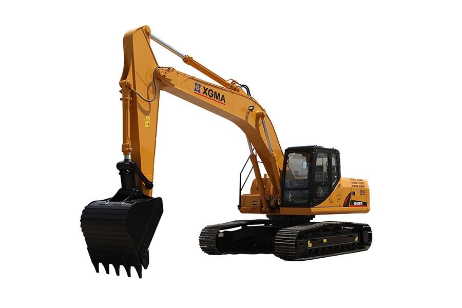 厦工XG826FL履带挖掘机