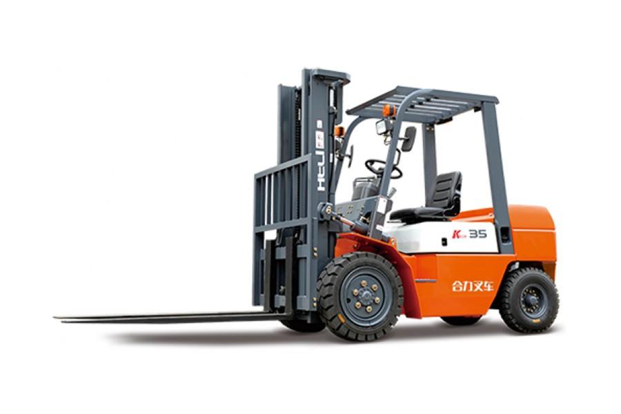 合力K系列2-3.5吨柴油平衡重式叉车平衡重式叉车