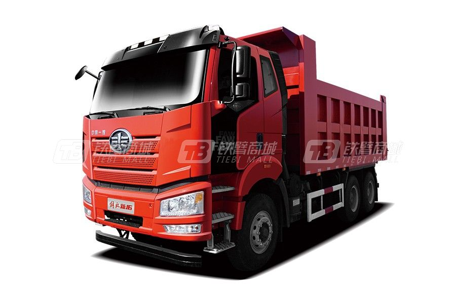 一汽解放2020款新J6P 8×4 公路运输劲领版自卸车
