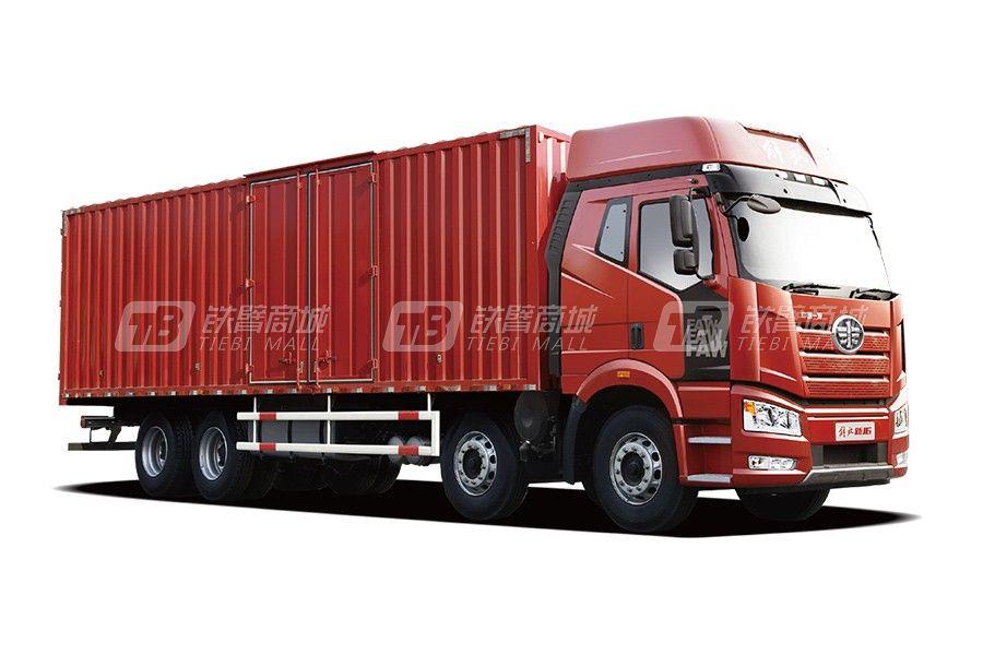 一汽解放J6P 8×4质惠版(11L)散杂货大型载货车