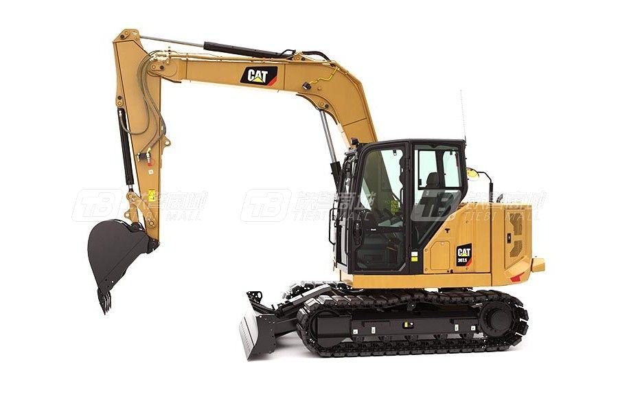 卡特彼勒新一代CAT®307.5小型液压挖掘机