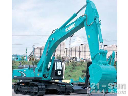 神钢SK460-8挖掘机机型展示